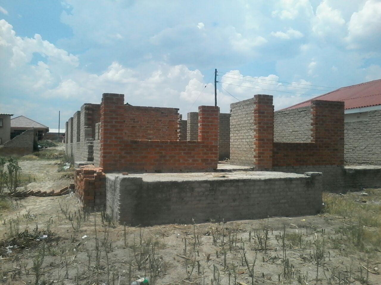 Terezim fortress properties chitungwiza unit j house for sale for Fortress house