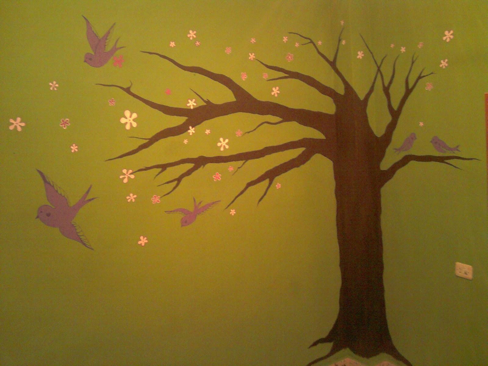 Los garabatos de lucy c mo pintar un mural y no morir en for Cuanto cobrar por pintar un mural