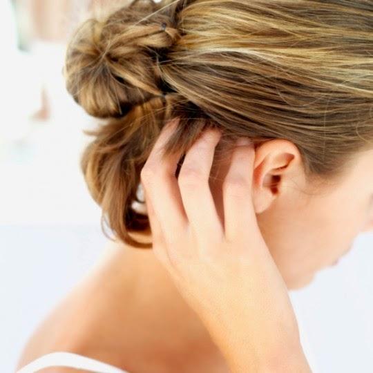 trychologia - swędząca skóra głowy