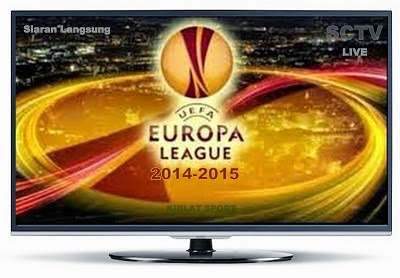 Jadwal & Siaran Langsung Liga Europa 2014-2015 SCTV