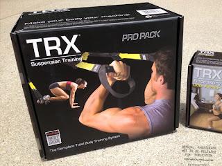 TRX Pro Pack, Front