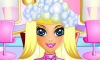 Prensesler Kuaför Salonu Oyunu
