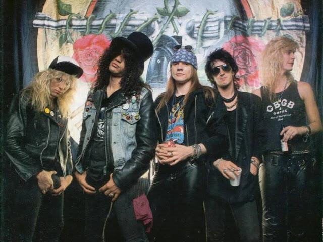 ¡Vuelve Guns N' Roses! La banda se reunirá en el Festival Coachella.