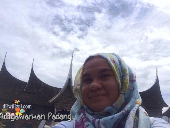 dewi yul, dewi handayani, dewi zul,dewiezul Museum Adityawarman Padang
