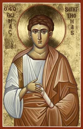 St. Thomas, Pray for Us