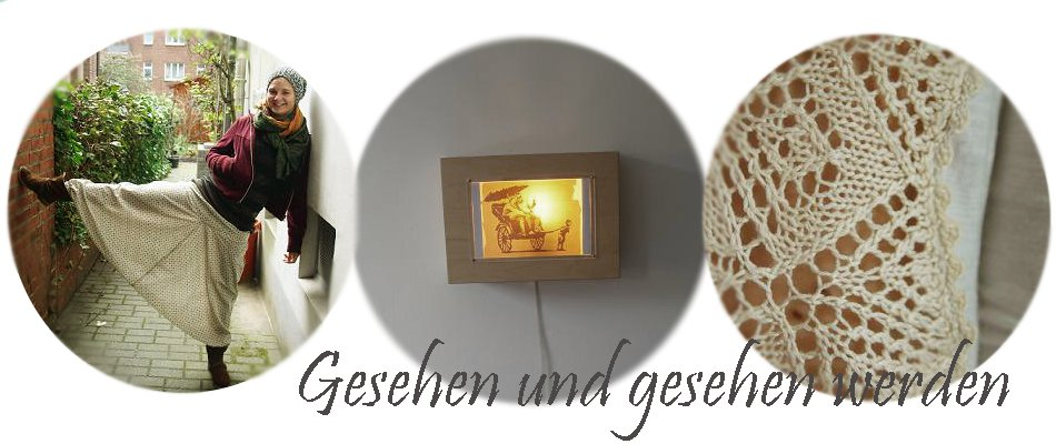 Gesehen und Gesehen werden