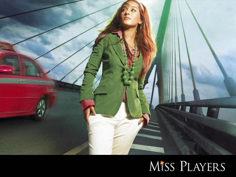 Amrita Rao - Miss Players Wallpapers