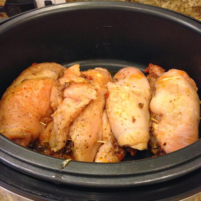 Pressure Cooker Chicken Marsala Recipe - Relish