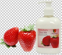 Soulflower Body Milk Strawberry Review