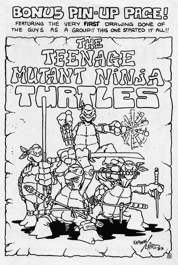 Enciclopedia Virtual de las Tortugas Ninja Adolescentes Mutantes ...
