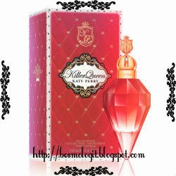 katy perry killer queen perfume