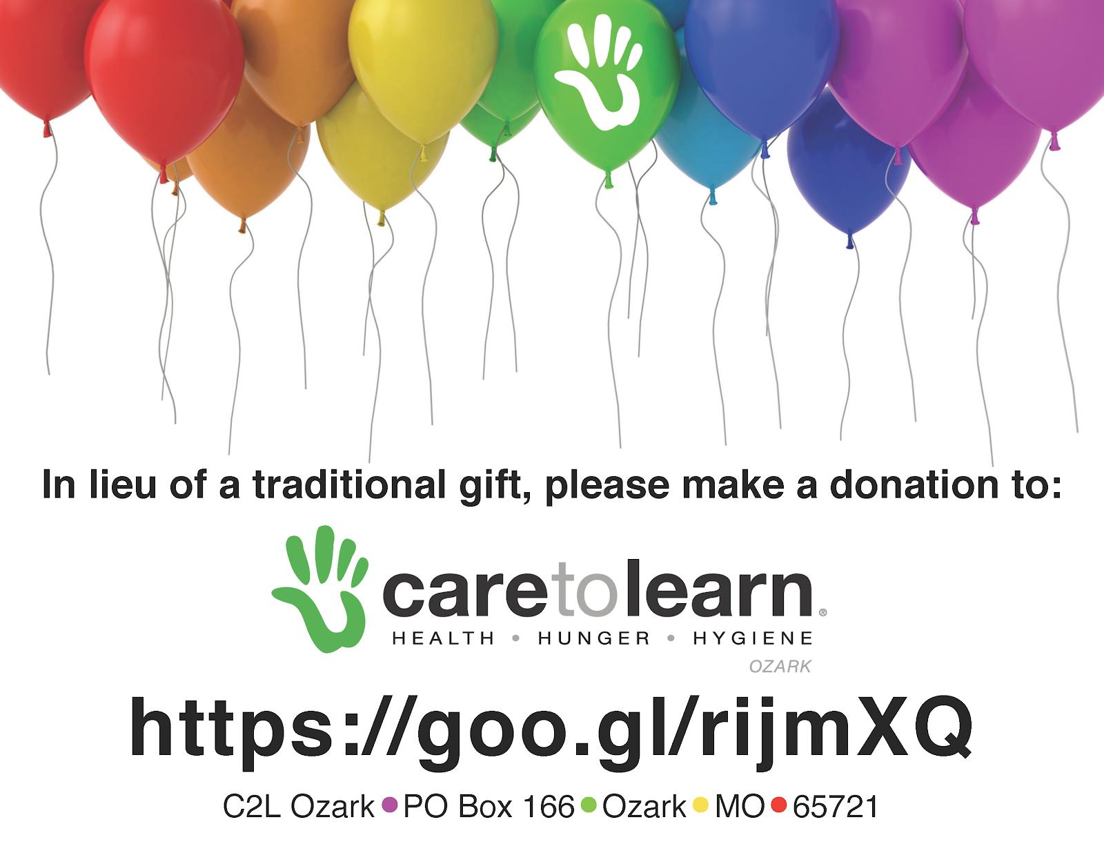 Download Facebook Fundraiser Images!