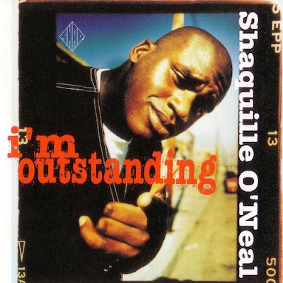 Shaquille O'Neal – I'm Outstanding (CDS) (1994) (320 kbps)