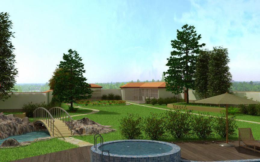 Градина 3D - 2