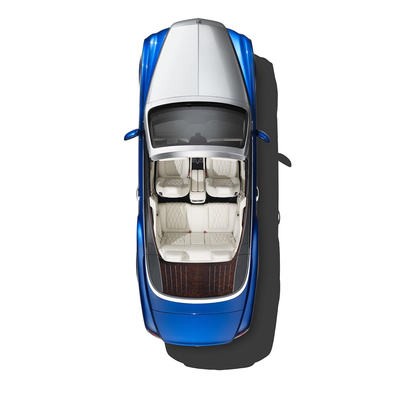 Bentley Grand Convertible top