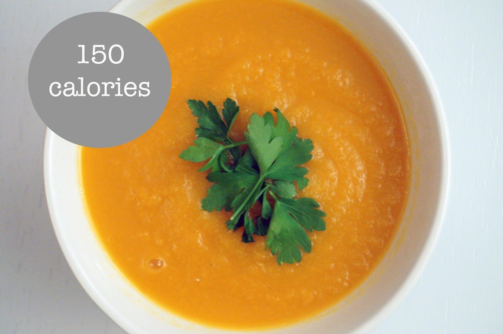 The Fast Diet recipes meg-made: Carrot and ginger soup with orange