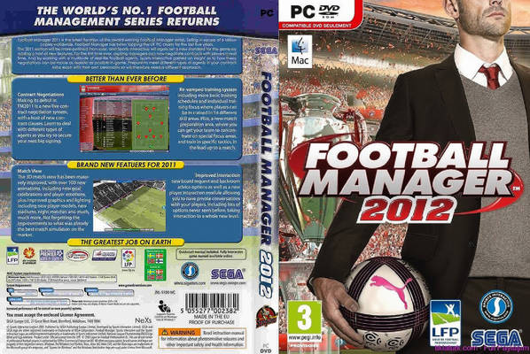 Football Manager? 2012