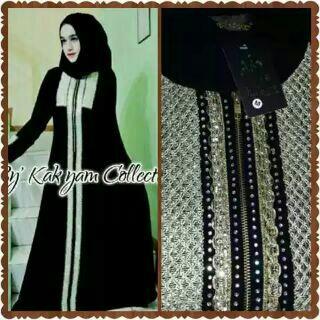 Pusat Grosir Abaya Baju Gamis Hitam Arab