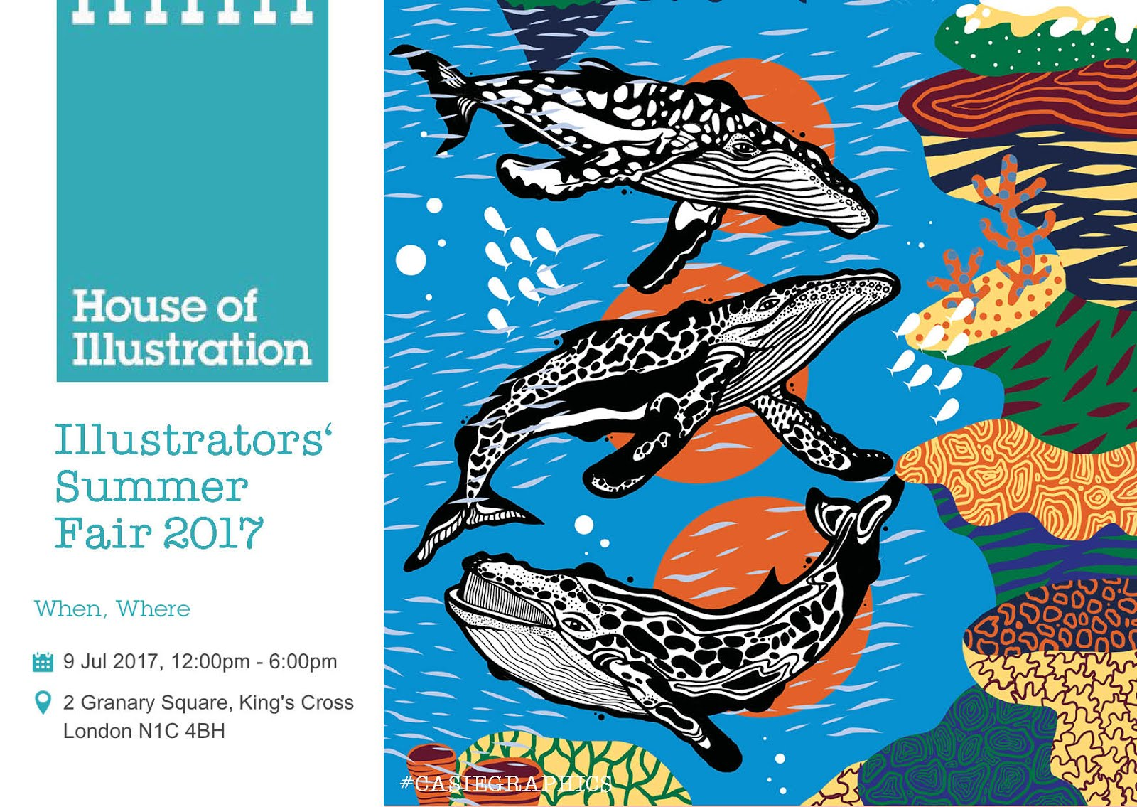 Illustrators' Summer Fair London