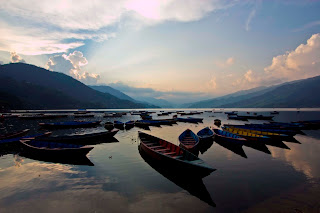 City tour in Pokhara