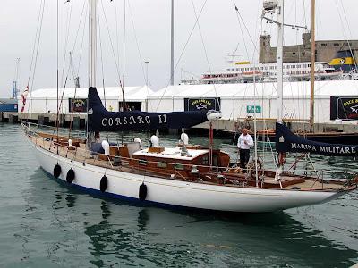 Corsaro II, Italian Navy, Livorno