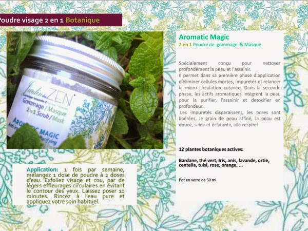 Aromatic Magic - Jardin des Zen