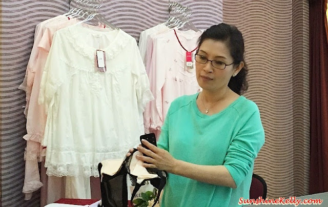 lingerie workshop, sorella workshop, sorella malaysia, how to wear the right bra, how to make your body look sexier, lingerie tips, bust size, bust measurement