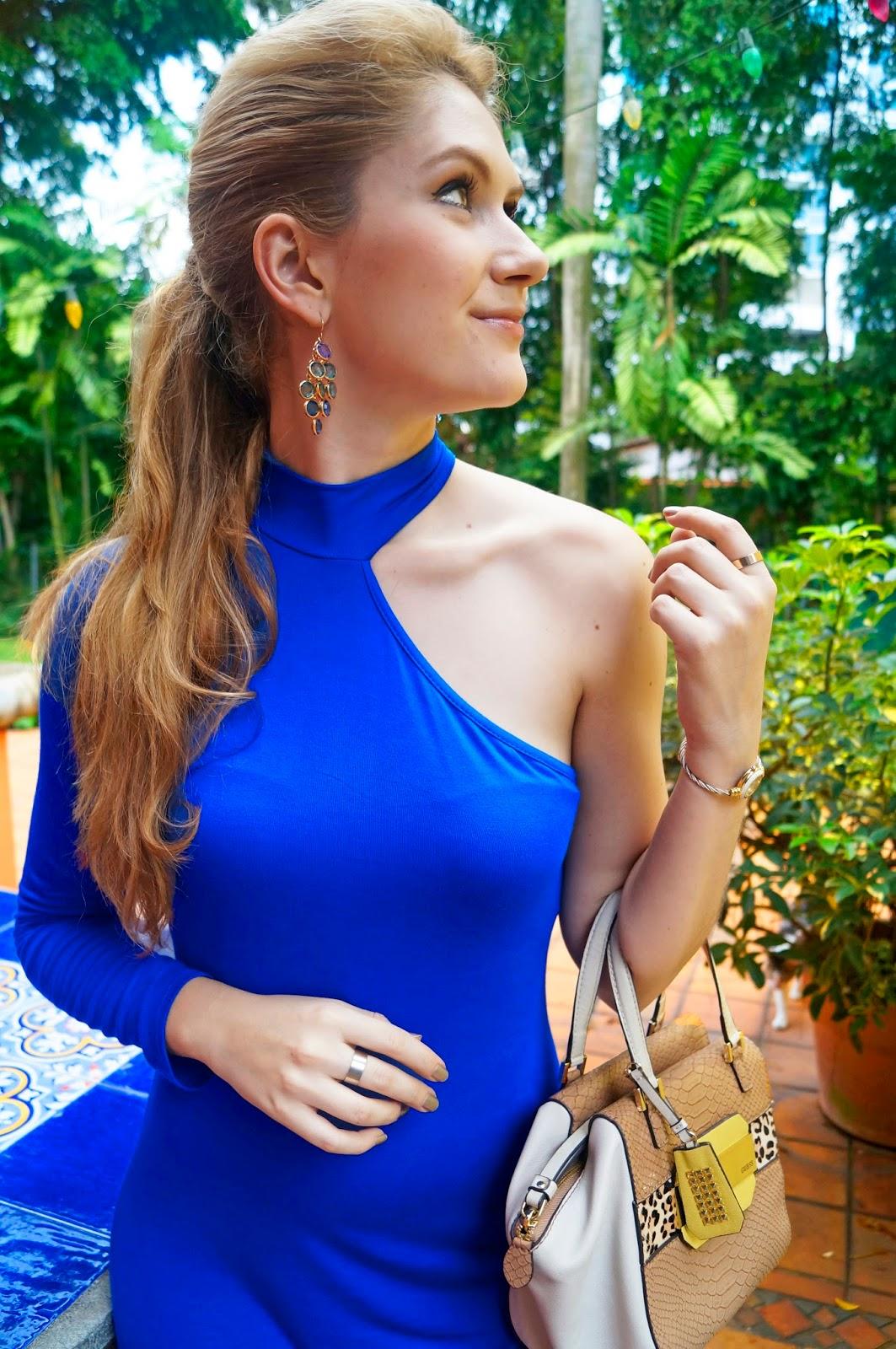 Affordable One shoulder Dress