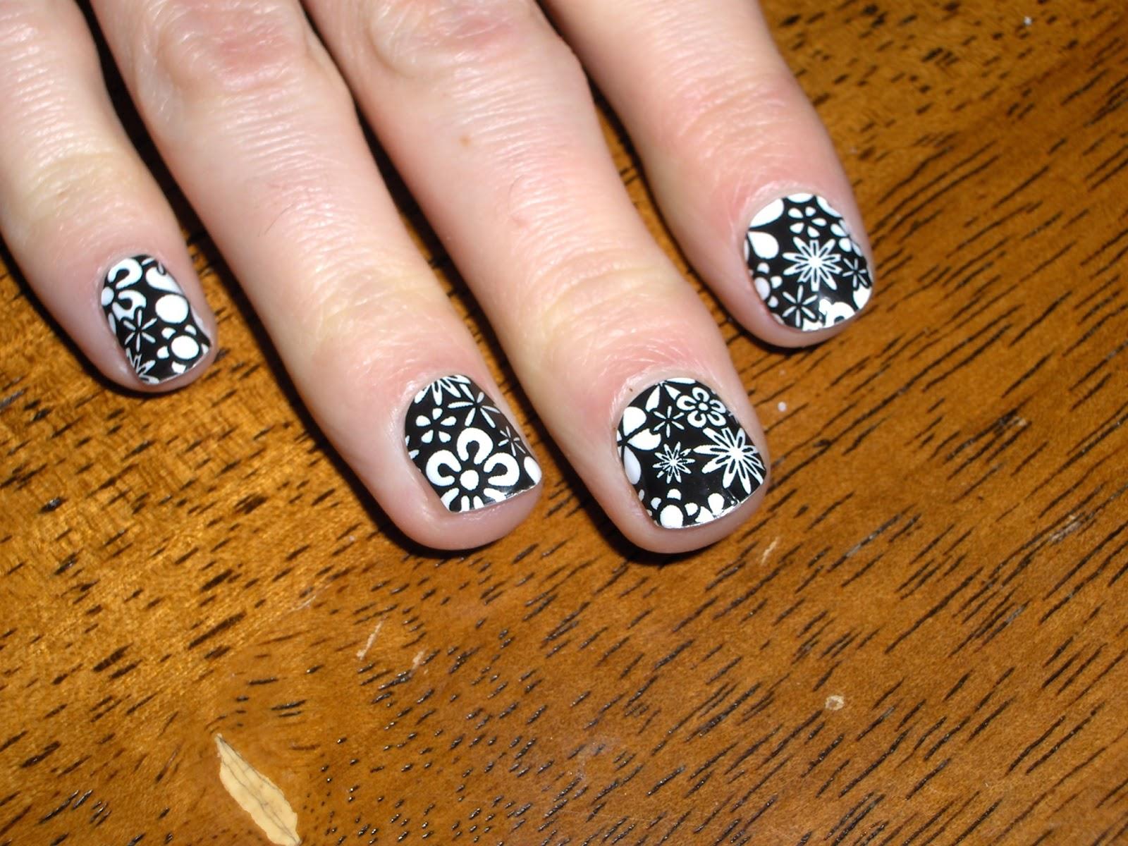 Winning and Musings: Jamberry Nails