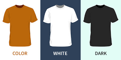 Blank T-Shirt Mockup Template (PSD)