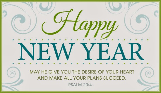 New Year 2017 Bible Verse Greetings Card & Wallpapers Free: New Year ...