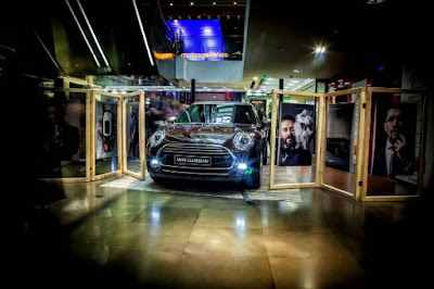 Το νέο MINI Clubman στο «GLAM AND DENIM PROJECT»