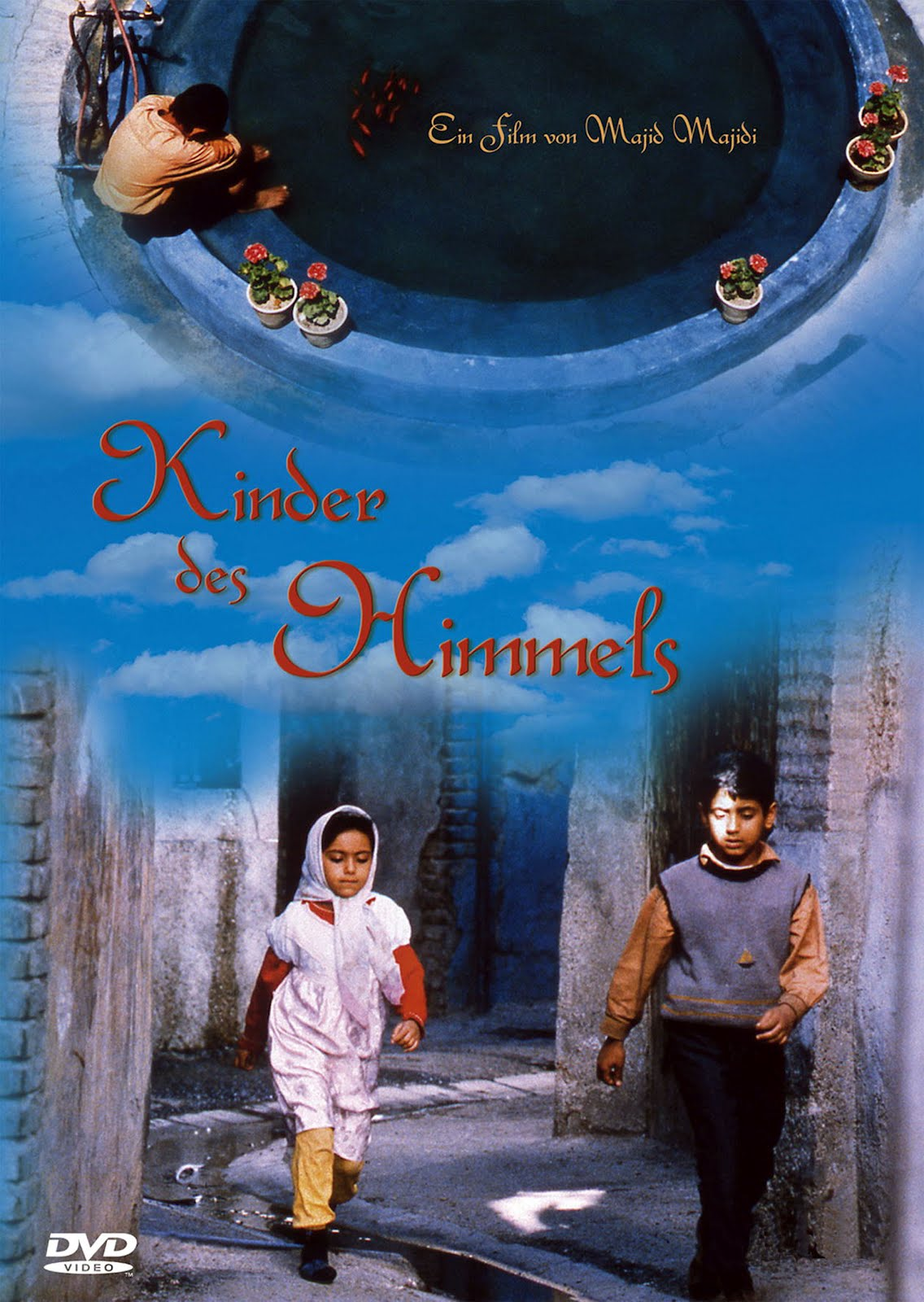 Kinder des Himmels Children of Heaven Movie Poster