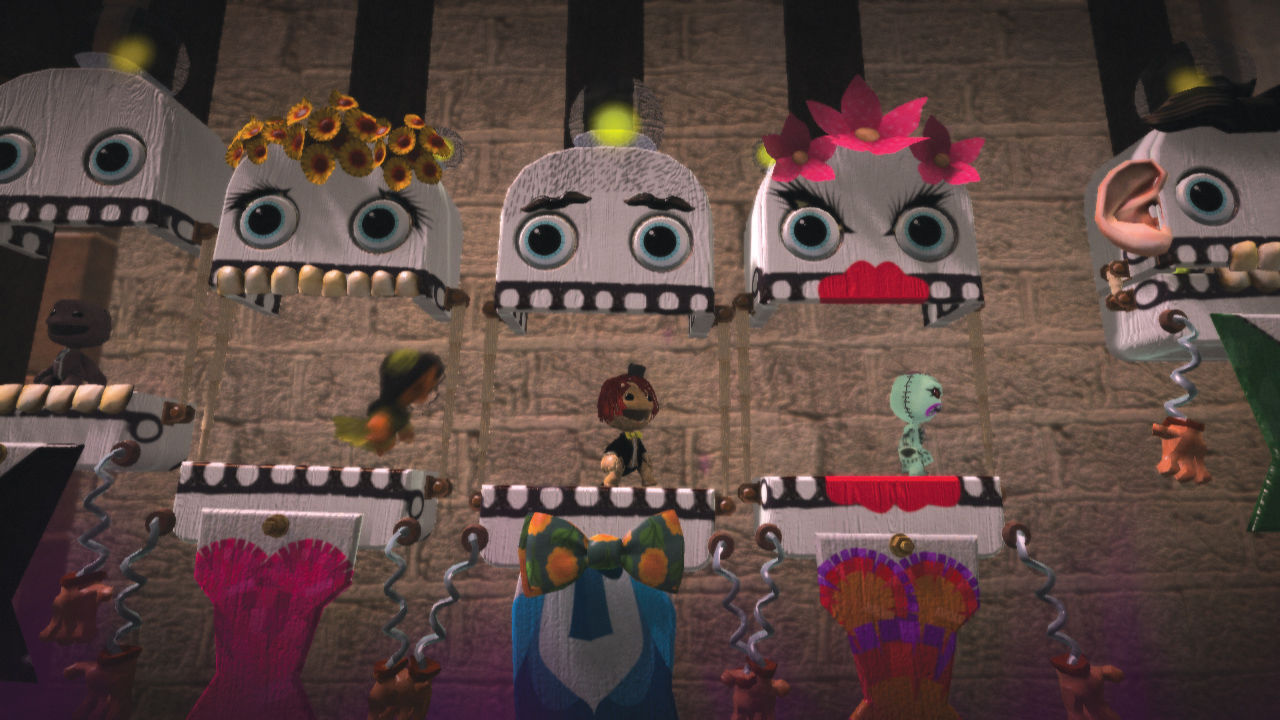 strange moments in gaming littlebigplanet a world of