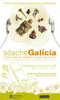 Turismo musical Galicia
