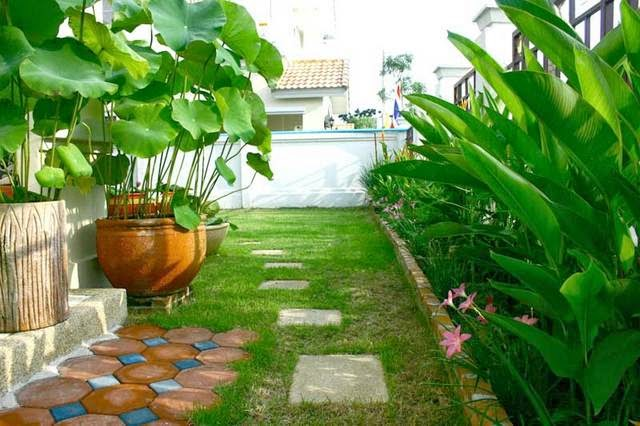 เคล็ดลับการออกแบบสวนสวย