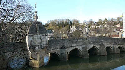 Town Bridge in Bradford-on-Avon