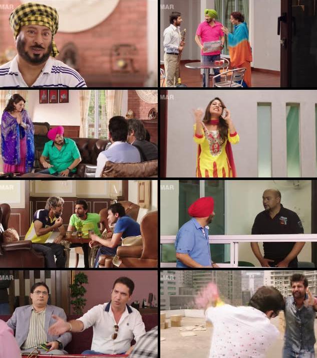 Munde Kamaal De 2015 Punjabi 720p DVDRip x264 900mb