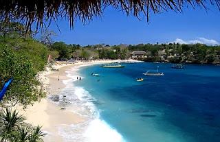 Tourism Tanjung Benoa Beach