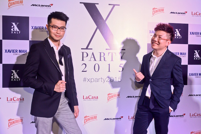 X Party 2015 - Xavier Mah Consultancy & XALF Anniversary Bash