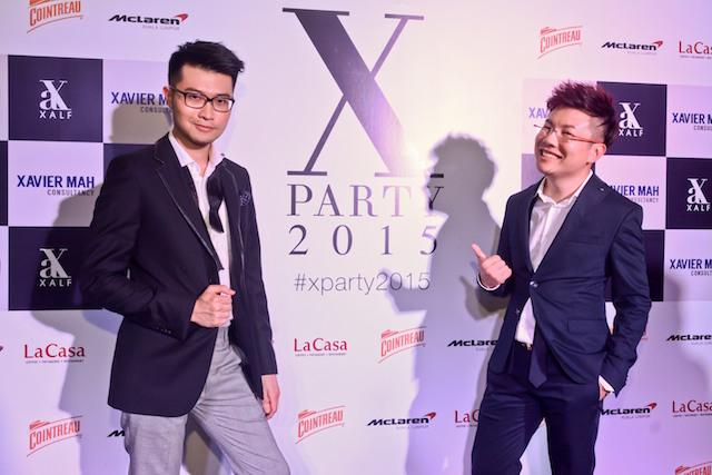 X Party 2015 - Xavier Mah Consultancy & XALF Anniversary Bash