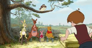 Christopher Robins Winnie the Pooh 2011 Disney movie