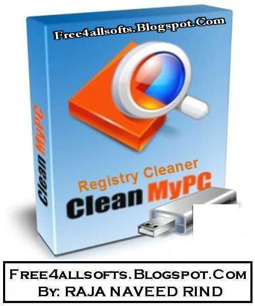 My Pc Cleaner : Cleanmypc registry cleaner serial