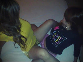 Foto Cewek Cantik Lesbian Gaya Ngentot Memek