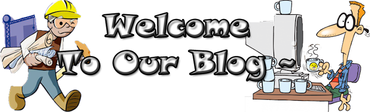 ~WELCOME TO OUR BLOG~
