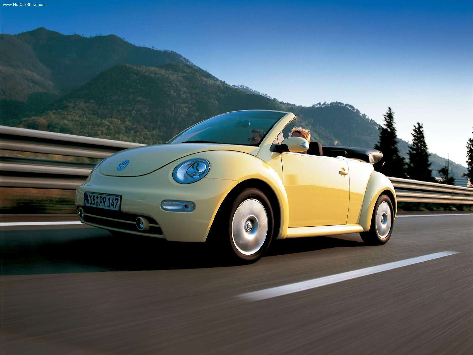 Cars Cool Week: new volkswagen beetle 2012