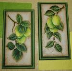 Decorativa sobre madeira...temas diversos