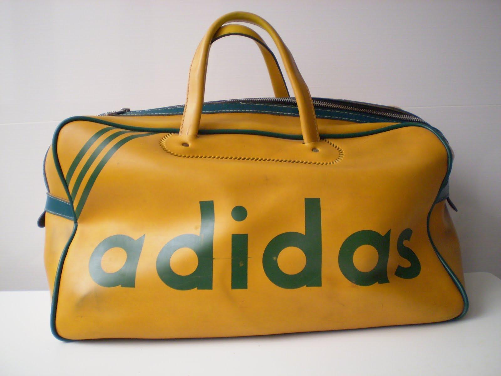 VintageríaBolso 70Vintage De Adidas Sport DeporteAños Bag jGzMLqUVpS