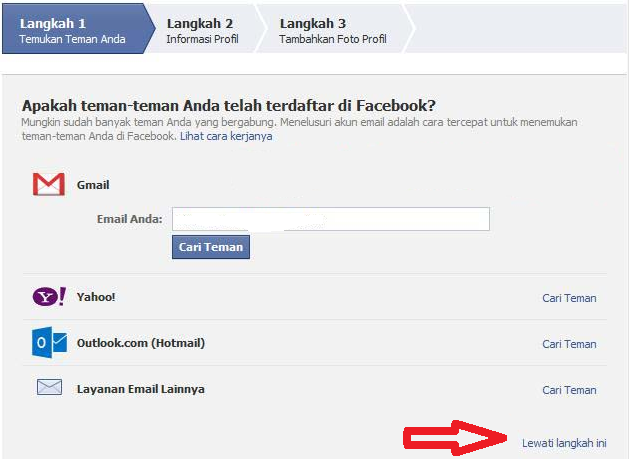 facebook acount