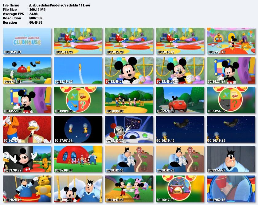 La Casa De Mickey Mouse - La gran busqueda De La Casa De Mickey Mouse